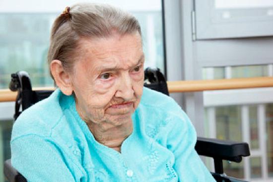 Слабоумие у людей пожилого возраста