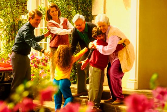 Воспитание ребенка бабушкой или дедушкой