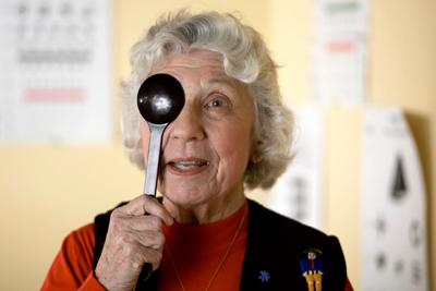 Как сохранить хорошее зрение на всю жизнь