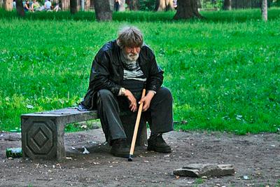 Влияние одиночества на болезнь пожилых людей