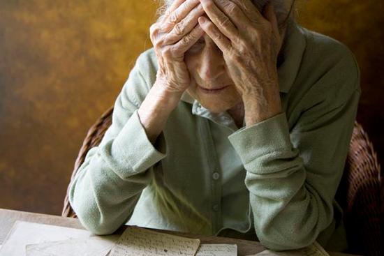 Психические расстройства в пожилом возрасте