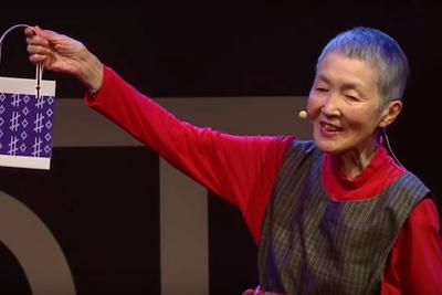 80-летняя программист из Японии