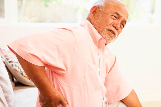 Остеохондроз пожилого возраста