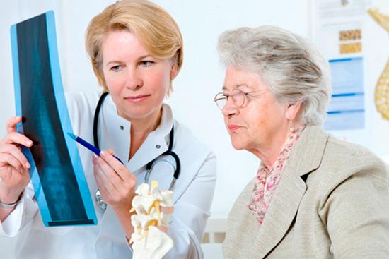 Остеопороз в пожилом возрасте