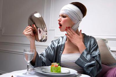 Полезное питание для кожи
