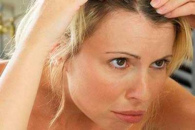 Происхождение седых волос