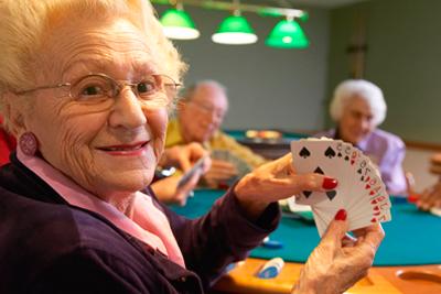 Рисковые пожилые люди