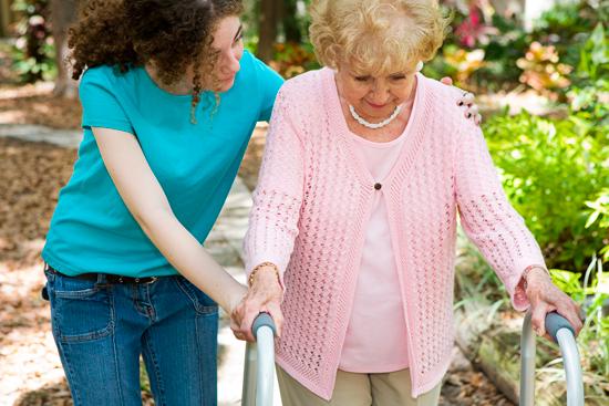 Сложности ухода за старыми людьми