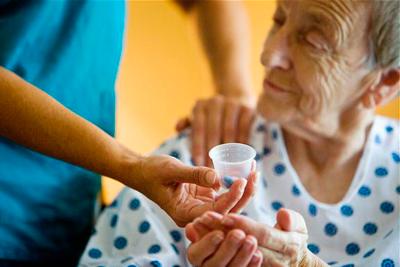 Воспаление легких у пожилых людей