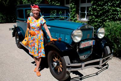 Кругосветное путешествие пожилой любительницы автомобилей