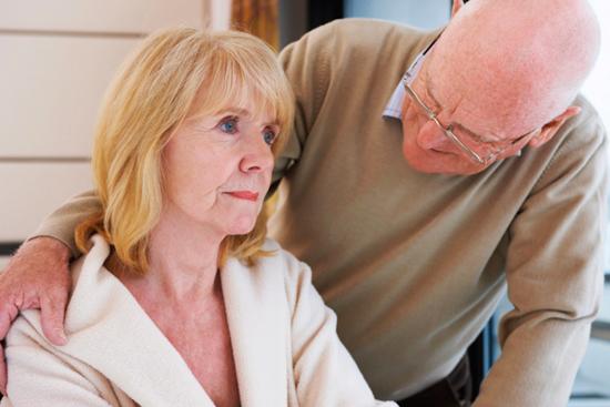 Близкий болен болезнью Альцгеймера