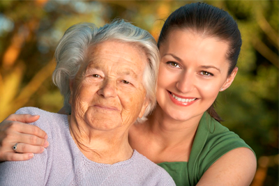 Общение с родственниками пожилого возраста