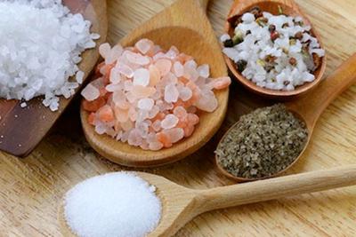 Как узнать много ли соли в организме