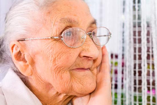 Галлюцинации у пожилых