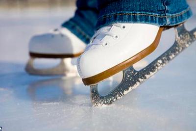 Катание на коньках — польза и удовольствие!