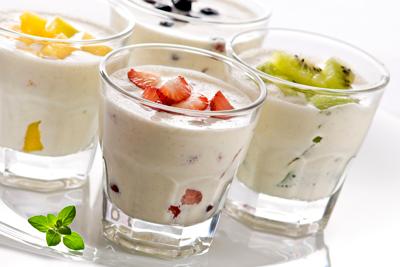 Питьевой йогурт улучшает настроение