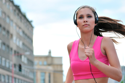 Мотивация к спорту – музыка
