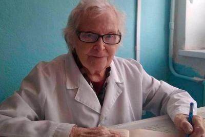 В Ставрополье трудится самый пожилой онколог в России