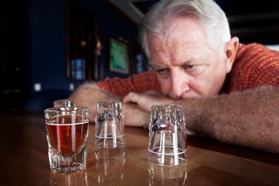 Водка и пиво против артрита