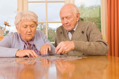 Жизнь в пенсионном возрасте