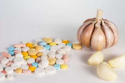 Лечение сосудистых заболеваний с применением чеснока