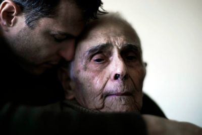 О том, как непросто жить с пожилым человеком