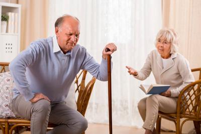 Чем болеют пожилые люди