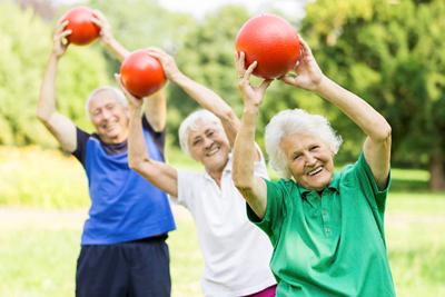 Как сохранить здоровье в старости