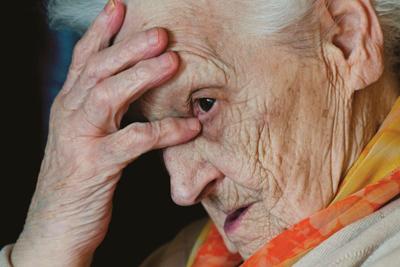 Причины маразма в пожилом возрасте