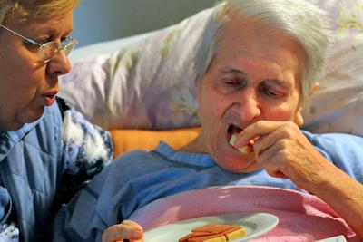 Разрушающие заболевания пожилых людей