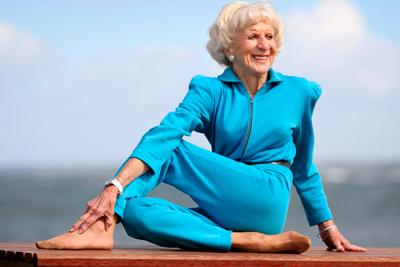 Сохраняйте бодрость до старости