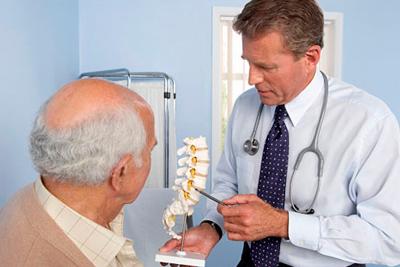 Жизнь пожилых людей с остеохондрозом