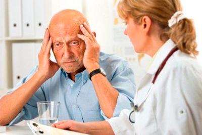 Ранняя симптоматика болезни Альцгеймера