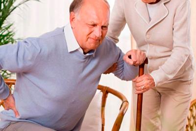 Проблемы с опорно-двигательным аппаратом пожилых людей